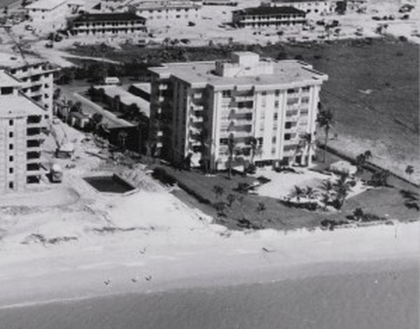 Emerald Beach Inium The First High Rise On Marco Island Was Developed By Florida S Mackle Brothers Of Deltona Corporation Who Blended