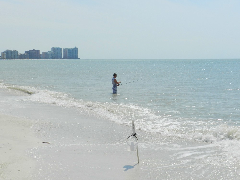 The Adjacent 3 1 2 Mile White Sand Crescent Beach Of Marco Island Beckons With Its Excellent Views Shelling Fishing And Other Outdoor Activities
